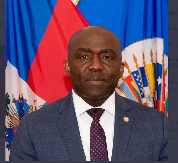 Haïti Commissaire par interim de la PNH