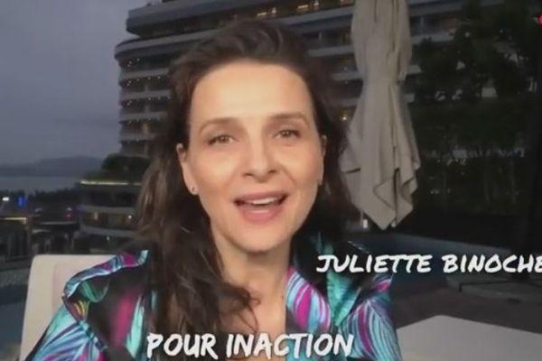 """Juliette Binoche, Marion Cotillard, Elie Sémoun soutiennent """"L'affaire du siècle"""""""