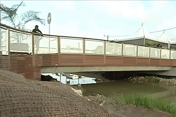 Le pont Catayée rénové