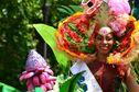 Vanessa, reine du Carnaval tropical de Paris