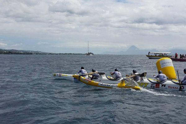 Team OPT vainqueur de la Tetiaroa Royal Race
