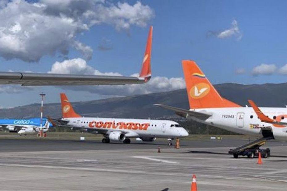 Sanctions contre une compagnie aérienne: Maduro veut poursuivre les USA - Martinique la 1ère