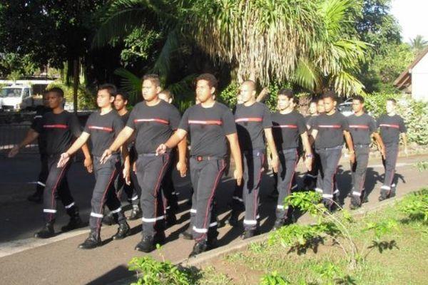 Les jeunes sapeurs-pompiers vont marcher au pas !