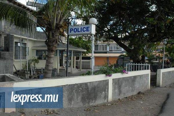 Police à Maurice