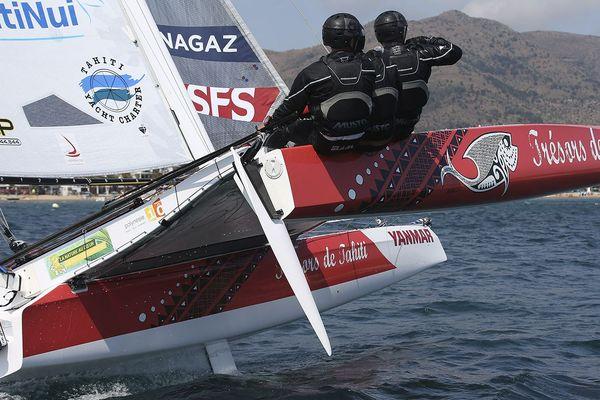 La dernière étape du championnat du monde de Diam 24 aura lieu en fin d'année à Tahiti