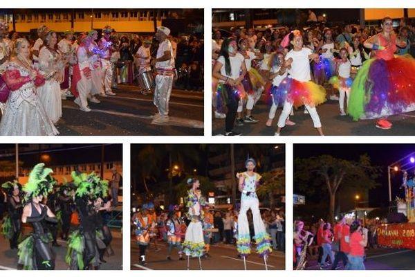 Mosaïque carnaval