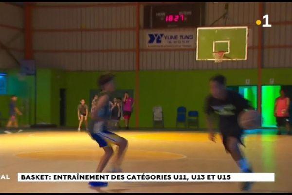 Basket : formation et détection