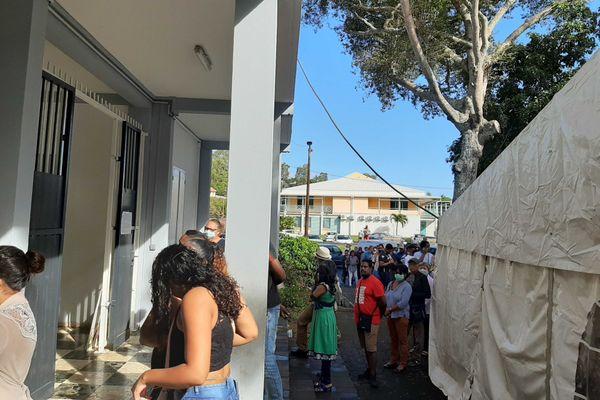Second tour municipales Sainte Marie