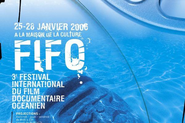 Affiche FIFO 2006