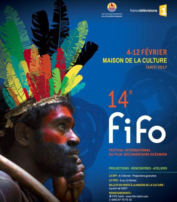 L'affiche du 14e FIFO