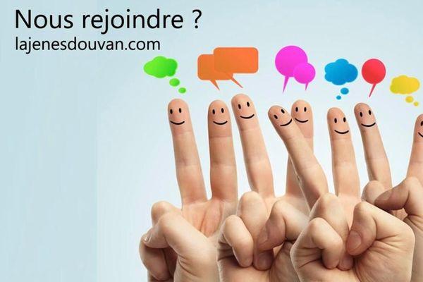 """Communication association """"la jénè douvan"""""""
