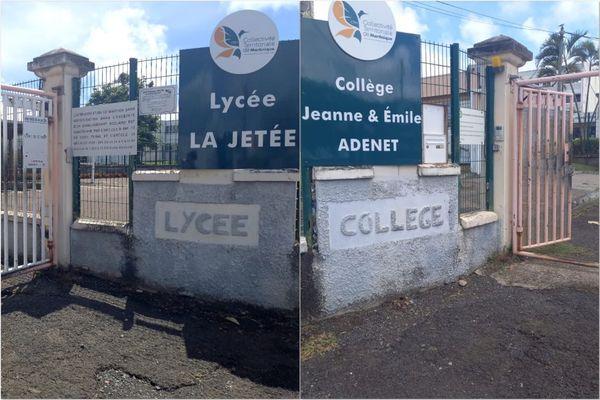 Cité scolaire La Jetée / François / éducation