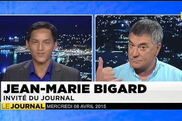 Invité du journal : Jean-Marie Bigard