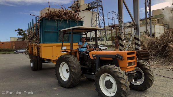 Tracteur Bois-Rouge