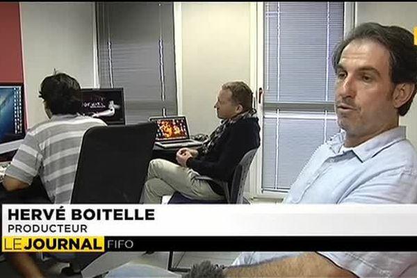 FIFO : Hervé Boitelle, producteur par passion