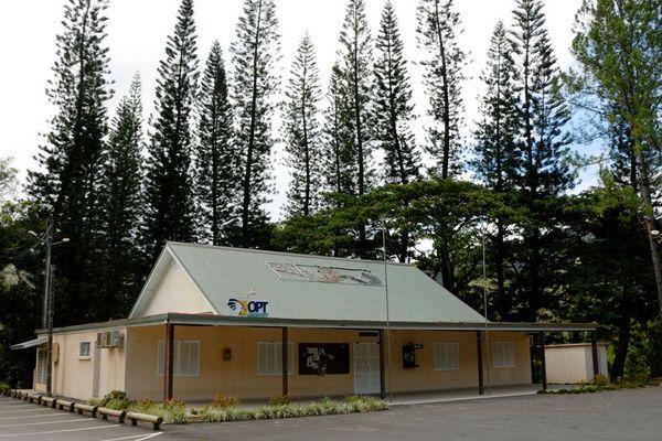 Mairie de Sarraméa