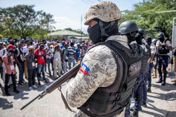 Haïti mobilisation
