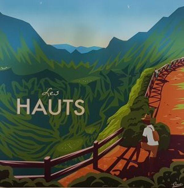 Clavé pour promouvoir la Réunion