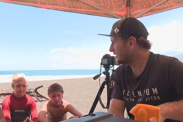 Ecole de surf de Steven Pierson