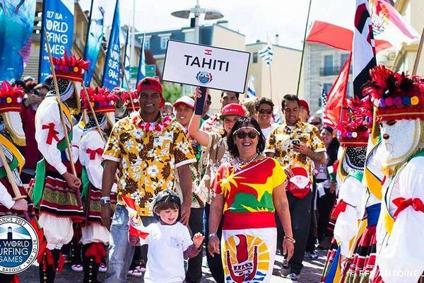Team Tahiti / CM Surf
