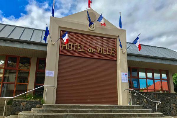 Mairie Entre-Deux