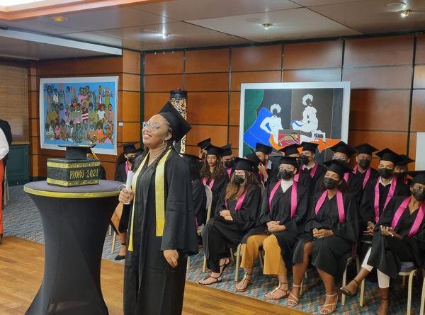 EGC Cérémonie remise de diplômes