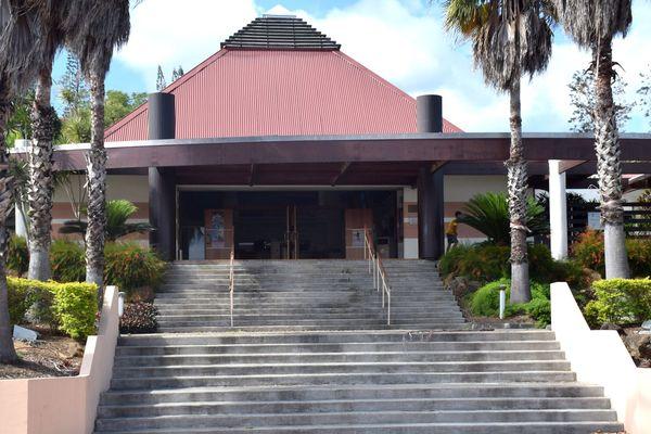 Mairie de La Foa, octobre 2018