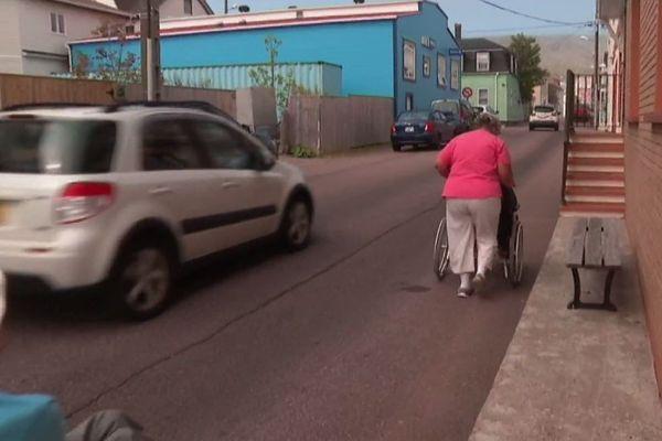 accessibilité centre ville saint-pierre