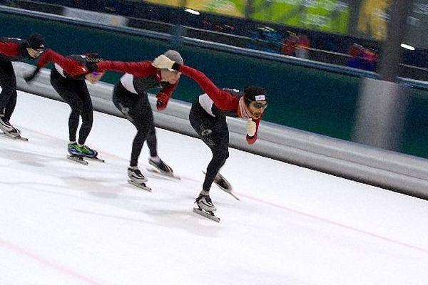 patinage de vitesse inde JO