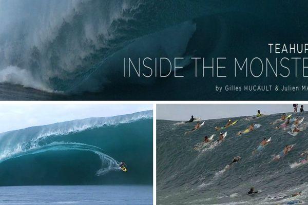 surf Inside the monster best of Billabong