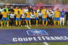 La JSSP, petit poucet de la coupe de France s'est inclinée 1 à 0 face à Epinal samedi 18 janvier 2020.