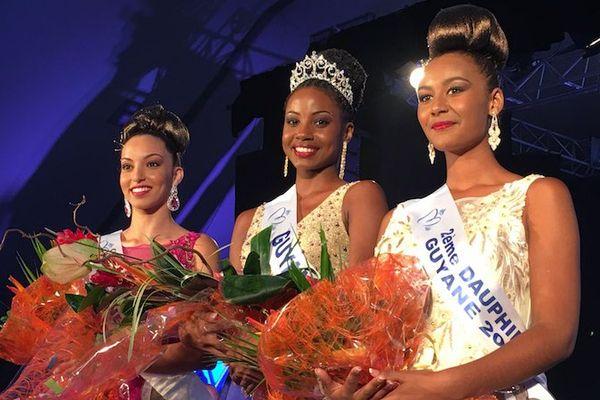 Ruth Briquet Miss Guyane 2017