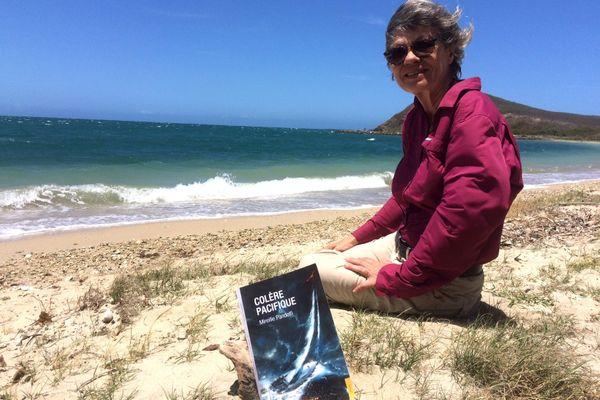 Mireille Pandolfi et son livre Colère Pacifique, janvier 2020