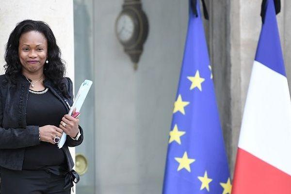 Laura Flessel au conseil des ministres