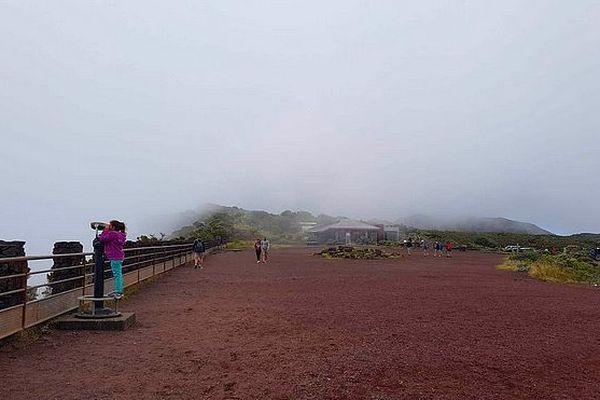 Pas-de-Bellecombe nuages août 2019