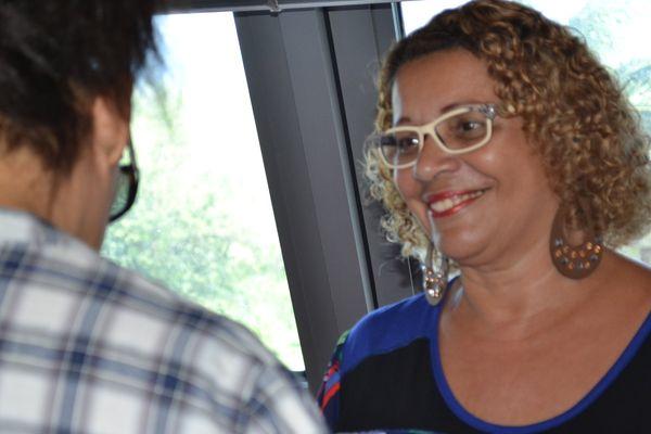 03 - Catherine Le Pelletier, responsable des supports numériques de Guadeloupe 1ere