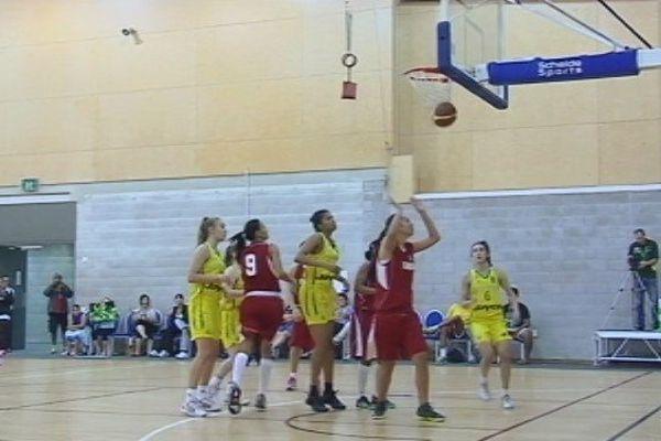 Oceania de Basket