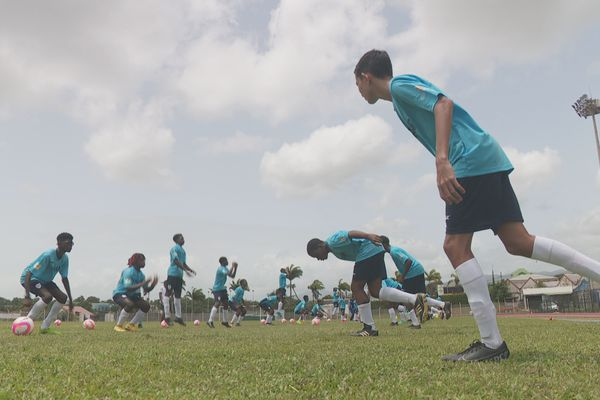 Corsair foot academy