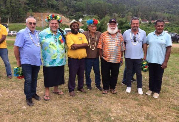 samedi meeting FLNKS Ponérihouen