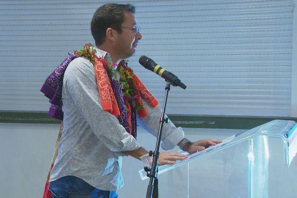 Gil Brial élu président du MPC, 18 juillet 2018