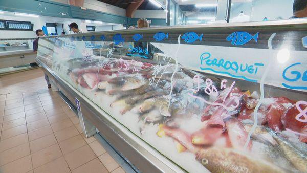 marché de Nouméa