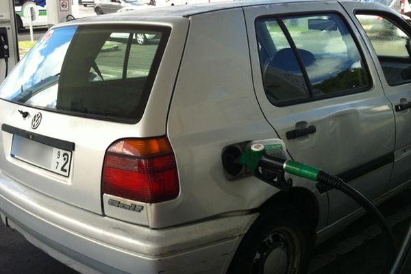 Prix carburant 2