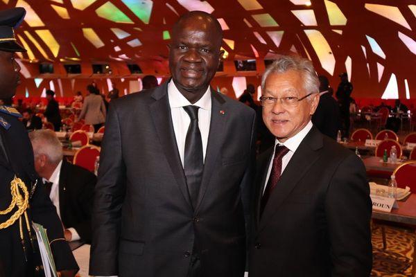 Amadou Soumahoro et GTS