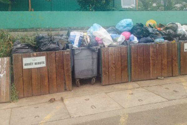 Ramassage ordures Punaauia