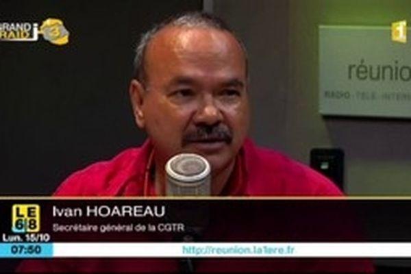 Ivan Hoareau appelle à la mobilisation