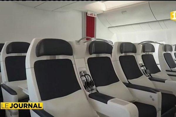 De nouveaux sièges pour Air France