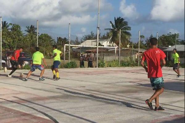 sport footbalk tuamotu