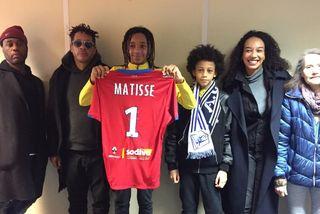 Matisse Morville, le fils du rappeur JoeyStarr, devient joueur de foot professionnel
