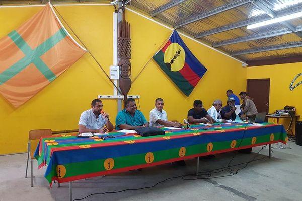 Comité directeur de l'Union calédonienne, UC, Saint-Louis, 26 juillet 2020, Sawa - Tutugoro - Goa