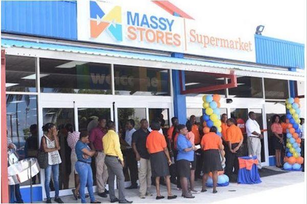 Sainte Lucie supermarché
